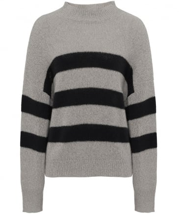 Cashmere Striped Christian Jumper