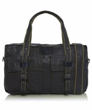 Leather Alifax Holdall