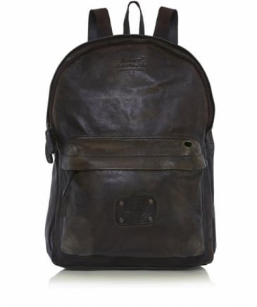 Leather Tigerfly Backpack