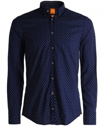 Slim Fit Chill Paisley Shirt