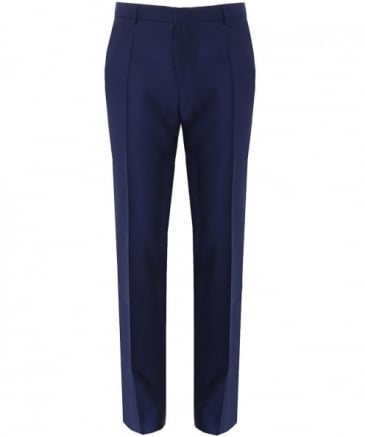 Slim Fit Virgin Wool Genesis2 Trousers