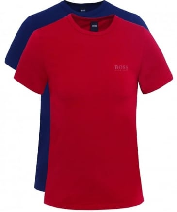 Two Pack of Slim Fit T-Shirts