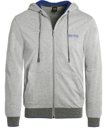 Zip-Through Authentic Hoodie