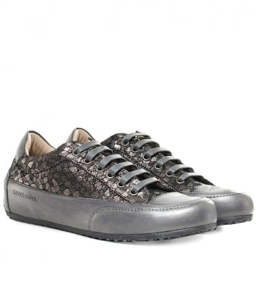 Leather Rock Sport Trainers