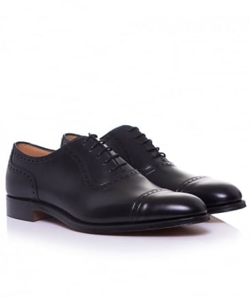 Fenchurch Leather Oxford Shoes
