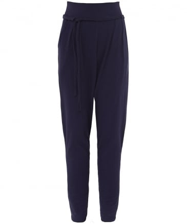 Loose Drape Easy Trousers