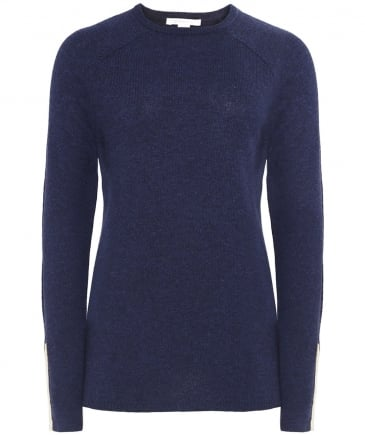 Side Loose Cashmere Jumper