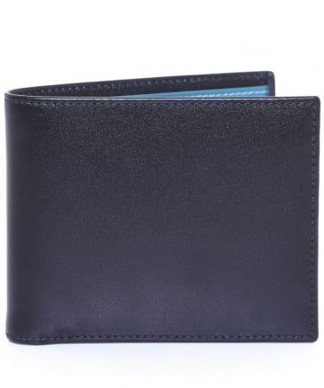 Calf Leather Sterling Billfold Wallet