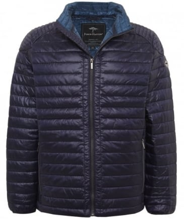 Baffle Quilted Jacket