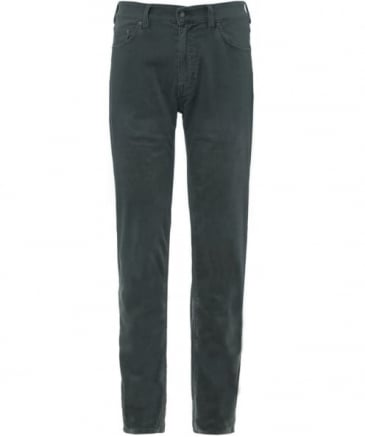 Slim Fit Corduroy Trousers