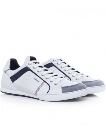 Leather Kristof Trainers