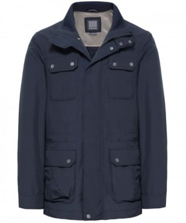 Lightweight Wax Field Jacket