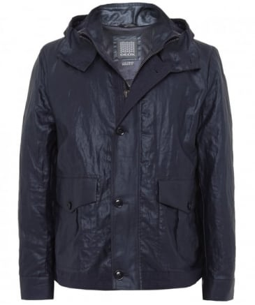 Short Wax Field Jacket
