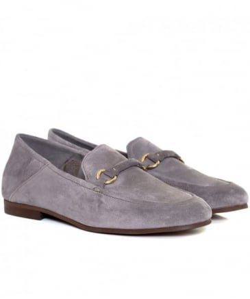 Arianna Suede Loafers