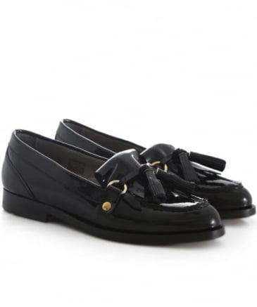 Britta Patent Leather Loafers