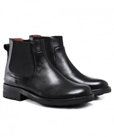 Leather Carter Boots