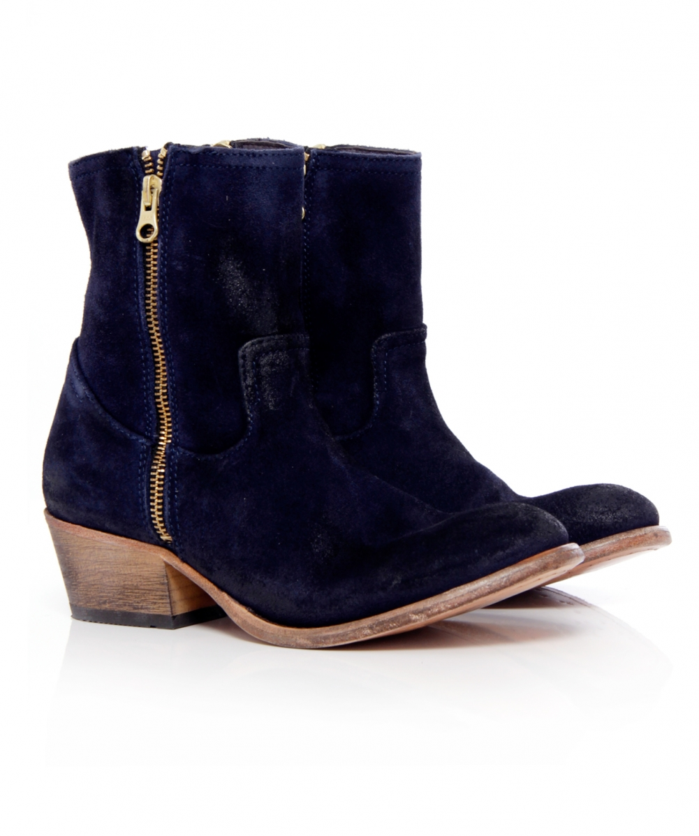 women 39 s h by hudson riley suede boots available at jules b. Black Bedroom Furniture Sets. Home Design Ideas