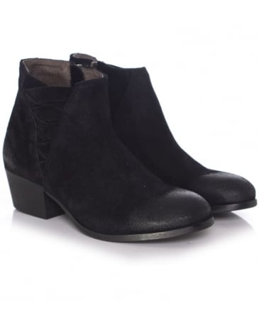 Suede Ankti Boots