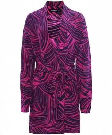 Silk Lounge Jacket