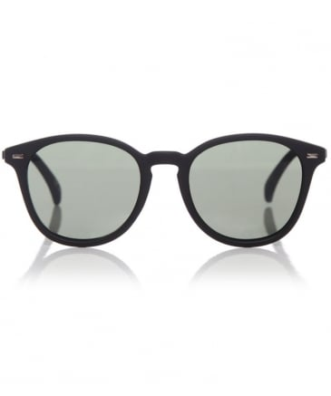Matte Bandwagon Sunglasses