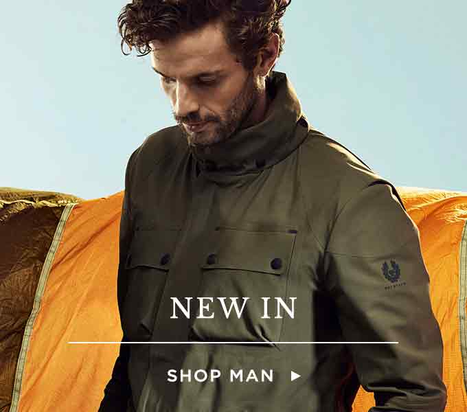 New In Mens New