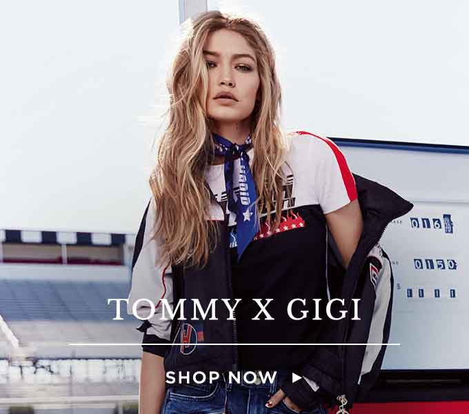 Tommy x Gigi Dropdown New