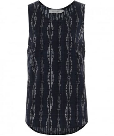 Megan Printed Tank Top