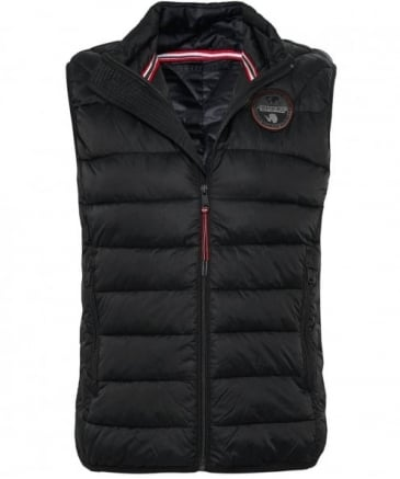Quilted Aerons Gilet