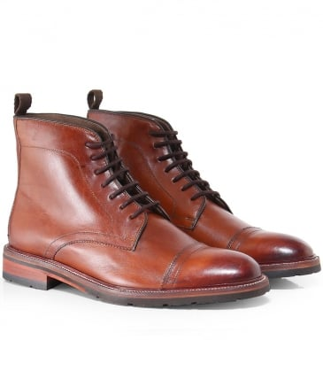 Leather Boxgrove Boots