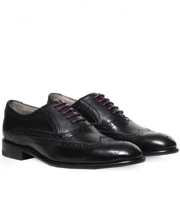 Leather Fellbeck Oxford Brogues