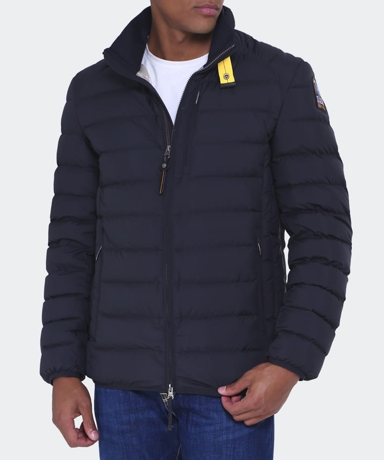 parajumpers ugo lightweight jacket elmwood green