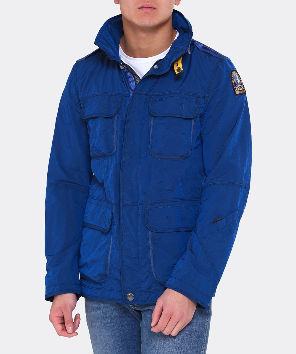 parajumpers windbreaker desert shell jacket men's