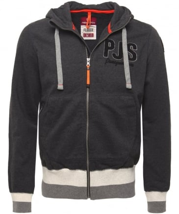 Zip-Through Charlie Hoodie