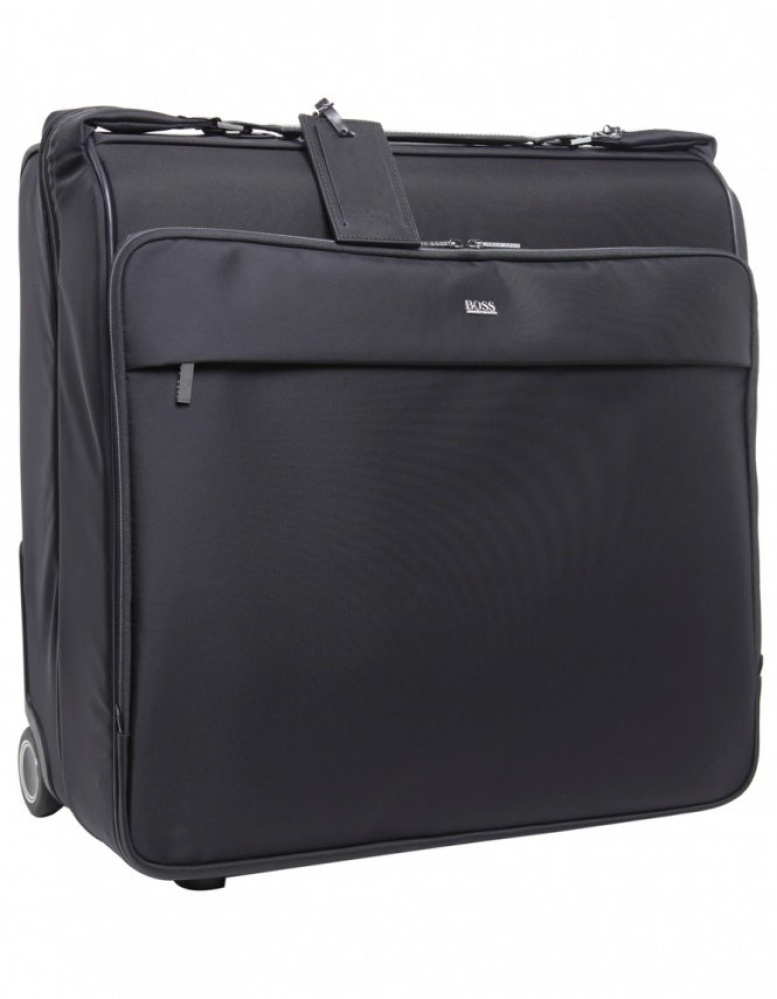 9a5aed85e72 Hugo Boss Black | Wheeled Suit Carrier | JULES B