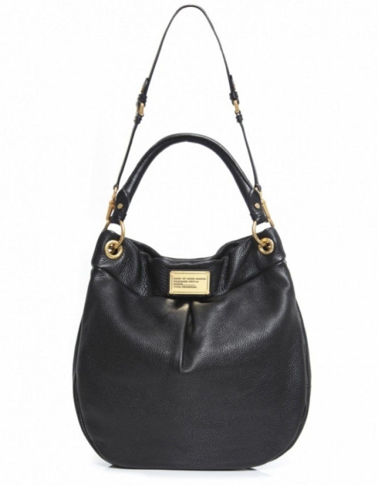 27dab4d1a76d8 Marc by Marc Jacobs Classic Q Hillier Hobo Shopper Bag available at ...
