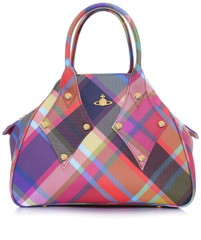 9e962f3fcd Vivienne Westwood Accessories Multi Derby Leather Tote Bag   Jules B