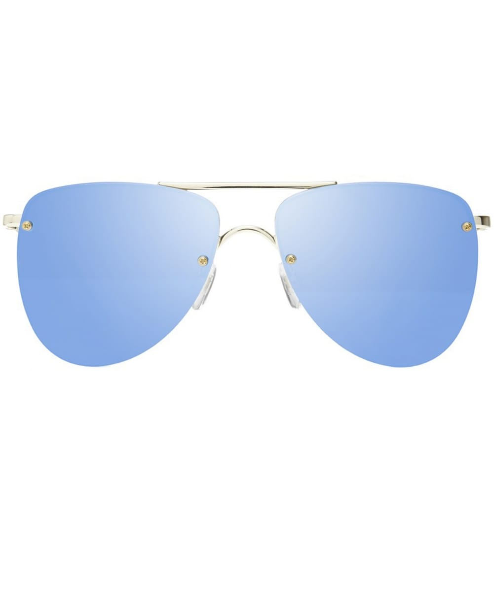 a7039ae1428 Le Specs Icey Blue The Prince Aviator Sunglasses