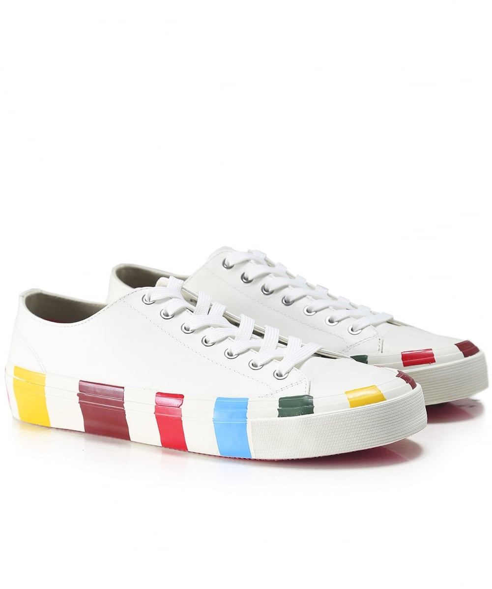 9f321a958f Leather Nolan Trainers