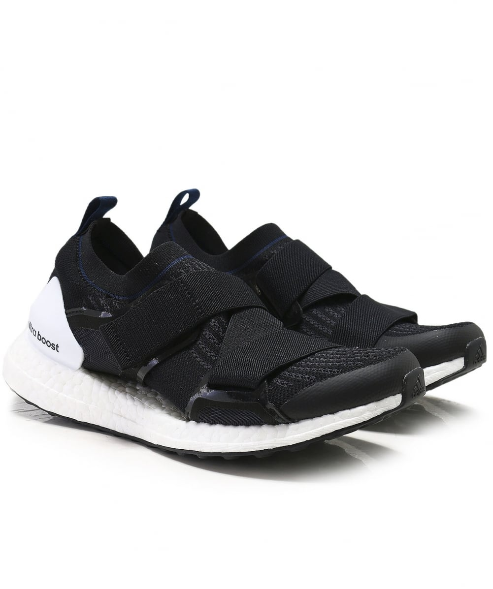 70188b9fecf0d adidas by Stella McCartney Black Ultraboost X Trainers