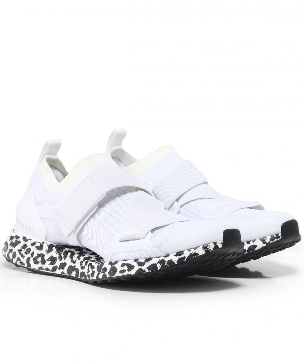 7ef5bb3504c Adidas by Stella McCartney White Ultraboost X Trainers