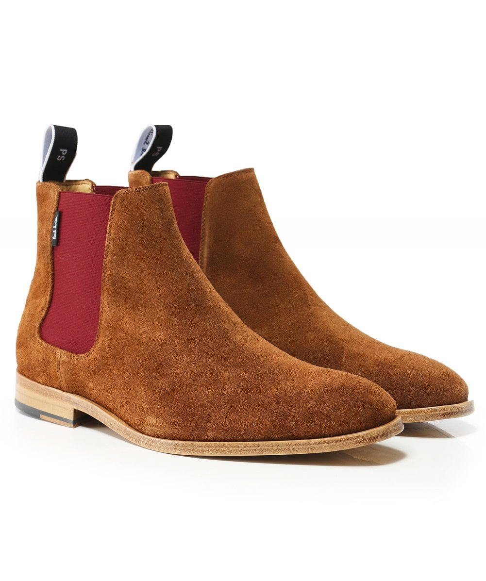 PS by Paul Smith Tan Suede Gerald