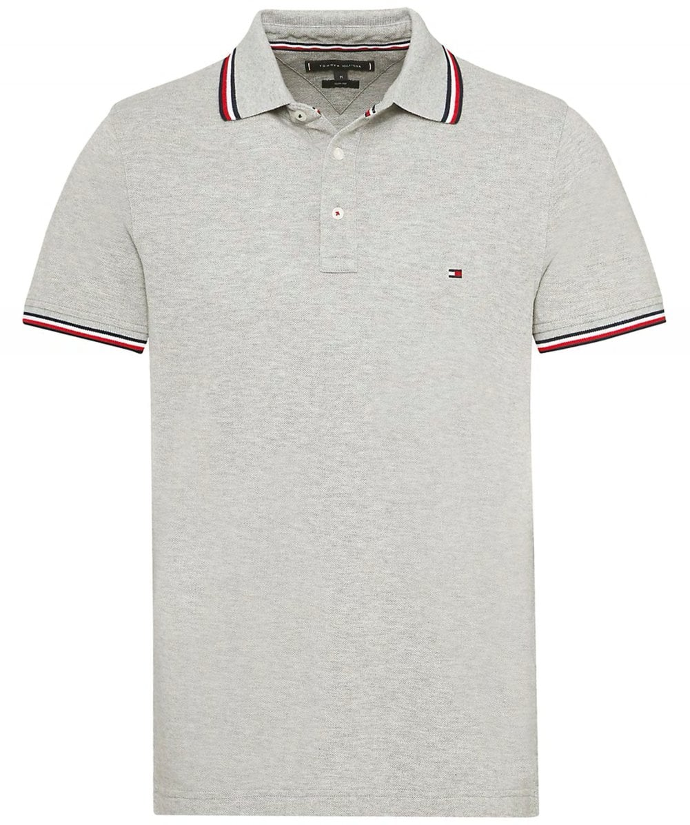 84935b02 Tommy Hilfiger Slim Fit Tommy Tipped Polo Shirt | Jules B