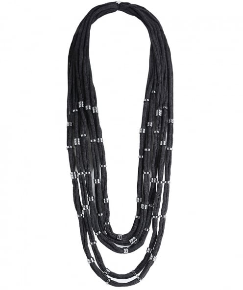 Crea Concept Multi Strand Beaded Necklace