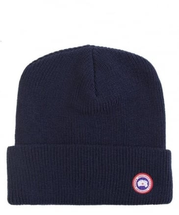 e0c8a56621dab5 Canada Goose Merino Wool Watch Beanie Hat available at Jules B