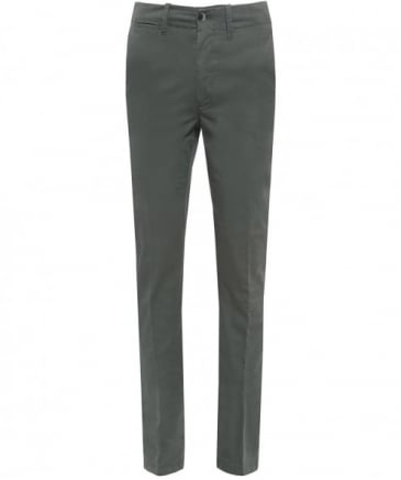 Regular Fit Cotton Trousers