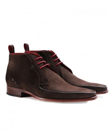 Suede Mystery Harrison Chukka Boots