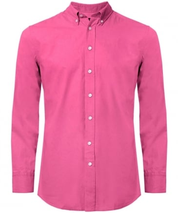 Slim Fit Brompton Oxford Shirt