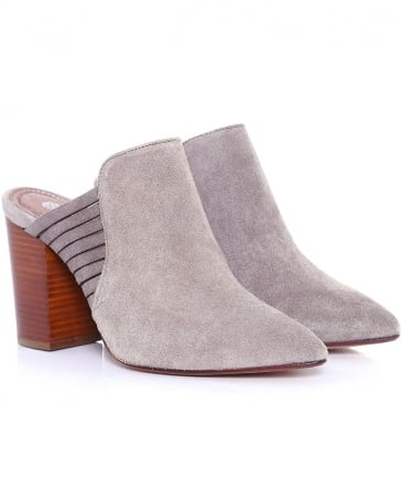 Audny Suede Mules