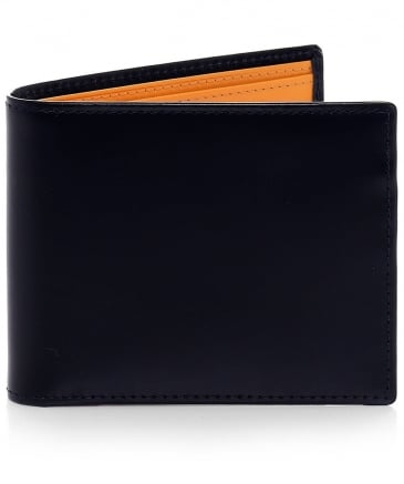 Bridle Hide Billfold Wallet