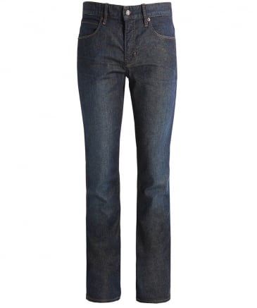 Slim Fit Mid Wash Jeans